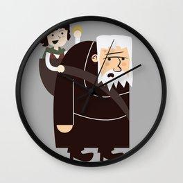 Ring Bearer Wall Clock