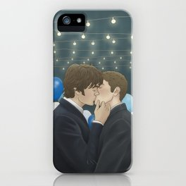 Kiss Me Slowly iPhone Case