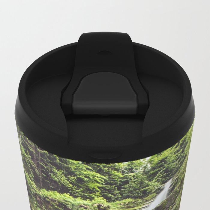 Wild Water - Landscape and Nature Photography Metal Travel Mug