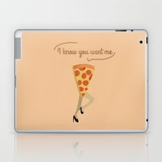 I know you want me Laptop & iPad Skin