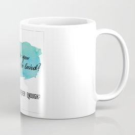 Modern Love Script Coffee Mug