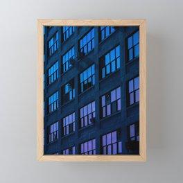 Chinatown Warehouse Framed Mini Art Print
