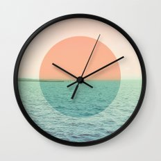 Because the ocean Wall Clock