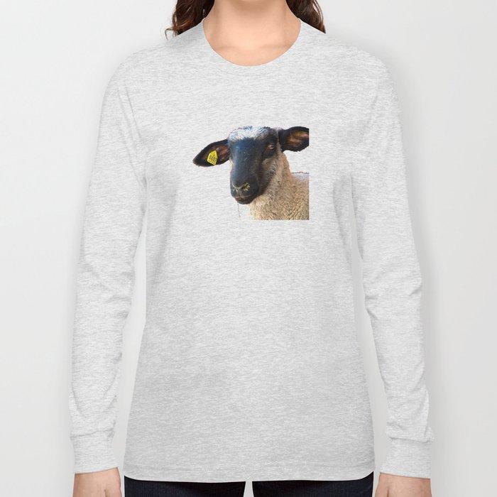 Lamb #0487 Long Sleeve T-shirt