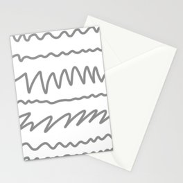 gray2 Stationery Cards