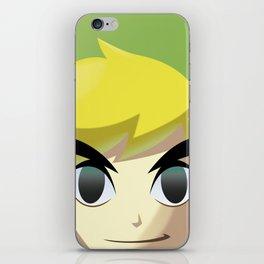 Toon Link iPhone Skin