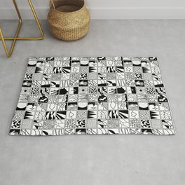extraordinary spaces - pattern Rug