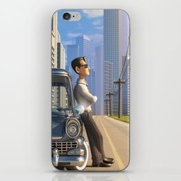 Luca's Day Off iPhone Skin