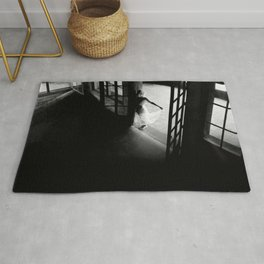 The Lens and the Soul - I - series Rug
