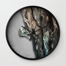 The Climber Wall Clock