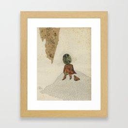 Devotion Delusion Framed Art Print
