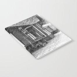 Train Station Platform Notebook