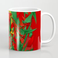 portugal Mugs featuring Portugal by Danny Ivan