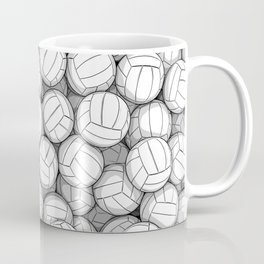 All I Want To Do Is Volleyball Coffee Mug