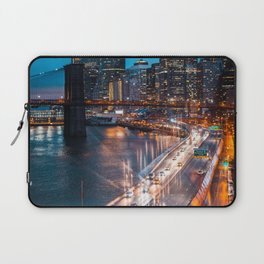 Evening Reflections Laptop Sleeve