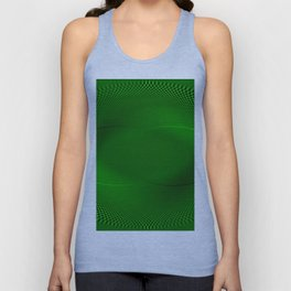 Not easy being Green Unisex Tank Top