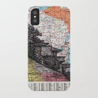 wisconsin iPhone & iPod Cases featuring Wisconsin by Ursula Rodgers