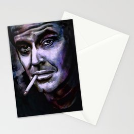 Jack Nicholson Stationery Cards