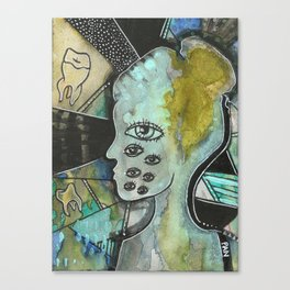 Tooth Faerie Canvas Print