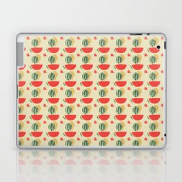 Banana & Watermelon pattern Laptop & iPad Skin