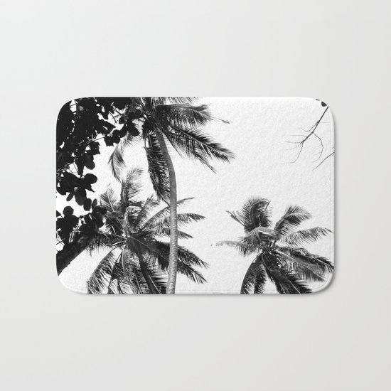 Tall trees Bath Mat