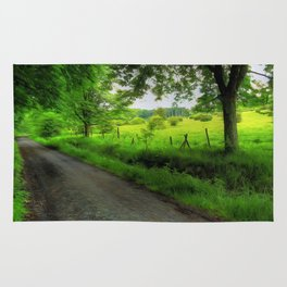 Oklahoma Backroad Rug