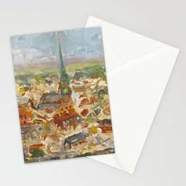 The First of May in Rīga, Latvia Stationery Cards