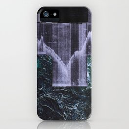 Away With The Tide iPhone Case