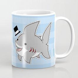 Sharky Dress Up Coffee Mug