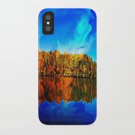 Falls' Lost Memories iPhone Case