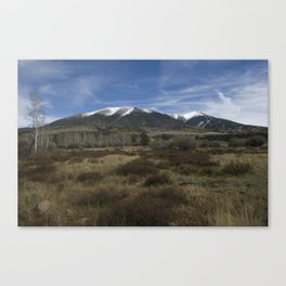 Humphreys Peak Canvas Print