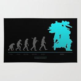 Xenoblade Chronicles X - Theory of Evolution Rug