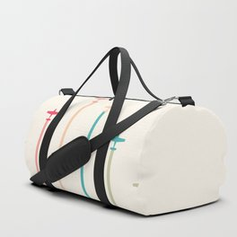 Retro Airplanes 01 Duffle Bag