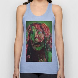 Carrie Unisex Tank Top