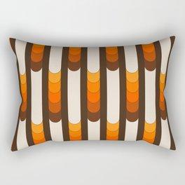 Golden Cue Rectangular Pillow