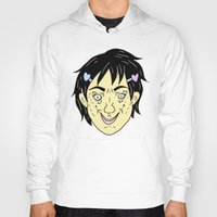 budi satria kwan Hoodies featuring Photogenic: Ren Kwan (color) by Gin and Cats
