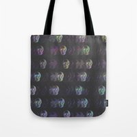sonic Tote Bags featuring Sonic by techno-orchid