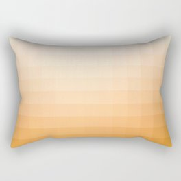 Lumen, Amber Glow Rectangular Pillow