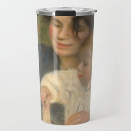 Gabrielle Renard and infant son, Jean Travel Mug