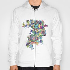 NOT JUST FOR KIDS Hoody