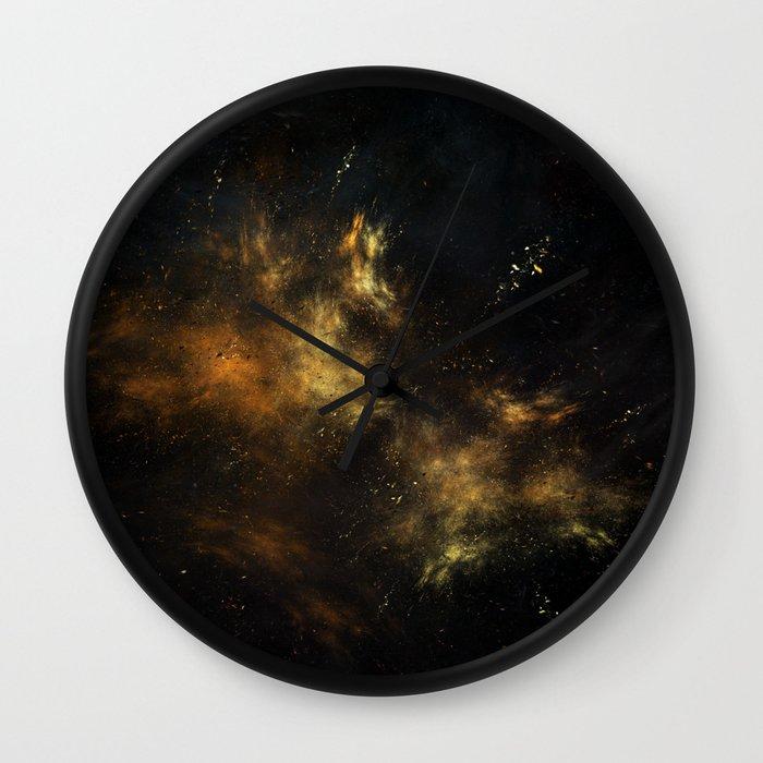 Light / Dark Wall Clock
