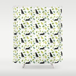 Lounging Labs Shower Curtain