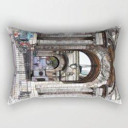 Arches Rectangular Pillow