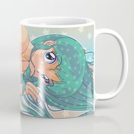 Urusei Yatsura Stars Version Coffee Mug