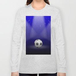 Celebration, Football in the spotlight Long Sleeve T-shirt