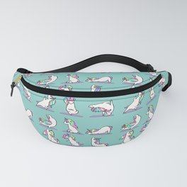 Unicorn Yoga Fanny Pack