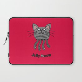 Jelly Meow Laptop Sleeve