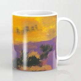 Stagecoach in the Sky Coffee Mug