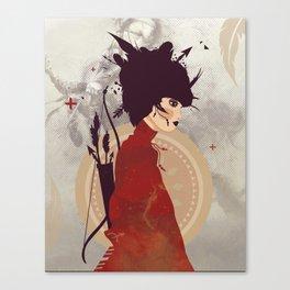 Sagitaire Canvas Print