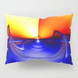 sub sonic waves Pillow Sham